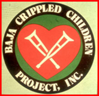 Baja Project for Crippled Children Project